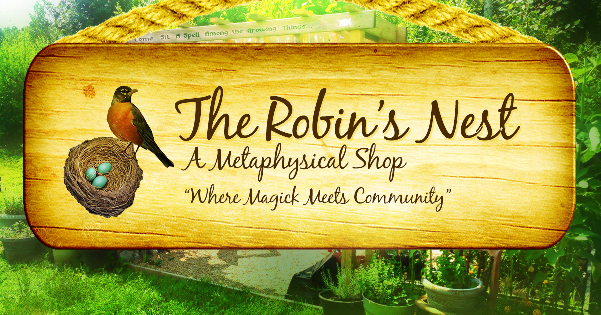 The Robin's Nest - A Metaphysical Shop - Bellingham, MA