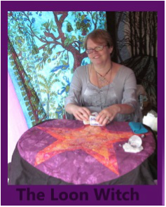 Aura Photography, Angel & Rune Readings with the Loon Witch!