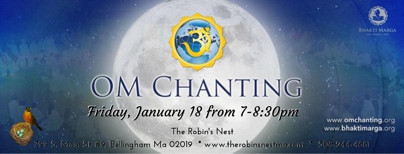 Om Chanting Event
